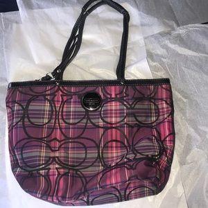 Coach Handbag Broken Zipper